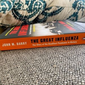 Accents - The Great Influenza By John M Barry